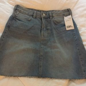 H&M Jean Skirt - NWT size 2